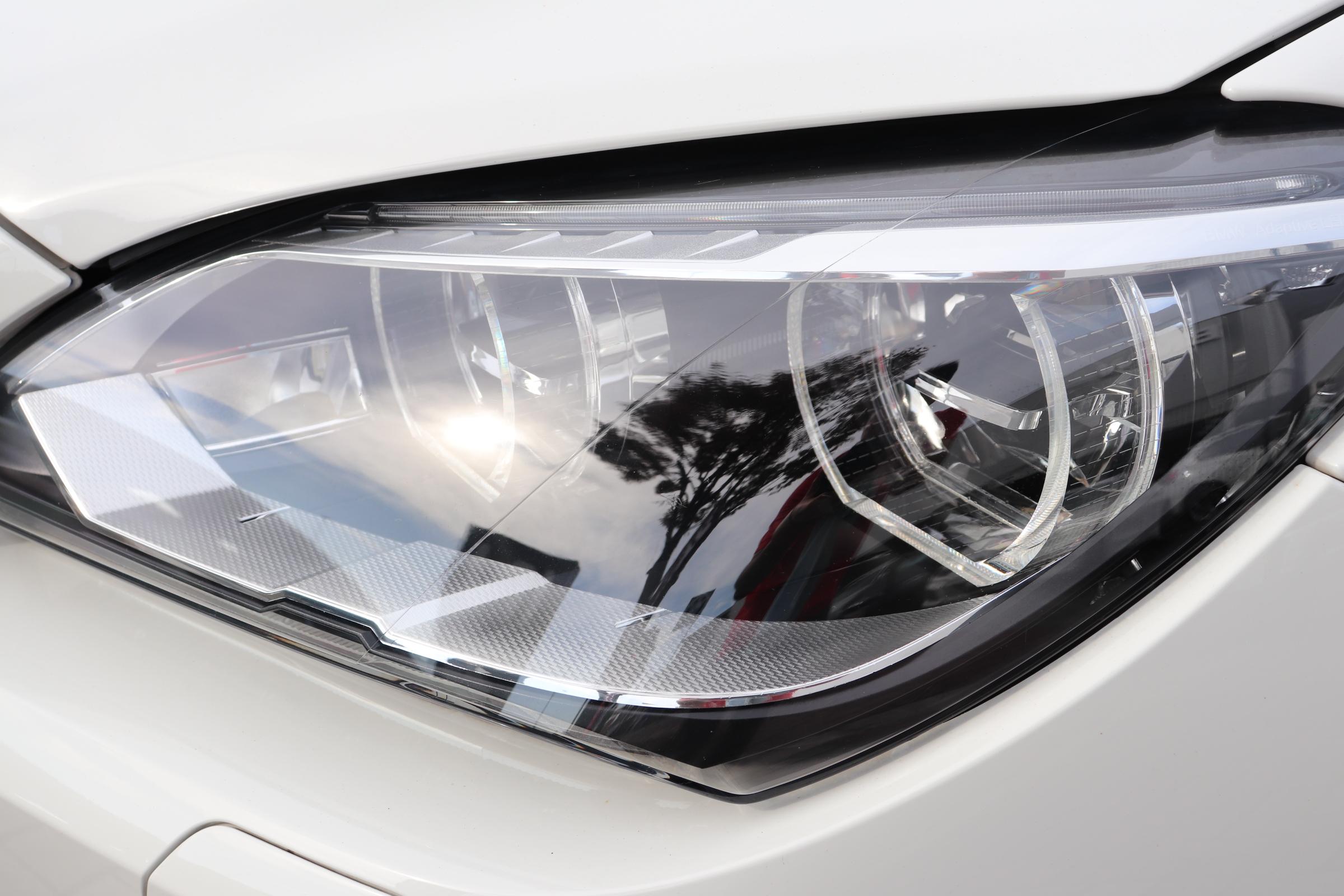 640iグランクーペ BEAMコンプリートカー コンフォートパッケージ LEDヘッドライト SR 白革 ワンオーナー車両画像10