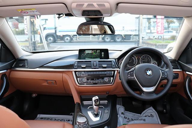 420iグランクーペラグジュアリー BEAMコンプリートカー ブラウンレザー ACC車両画像10
