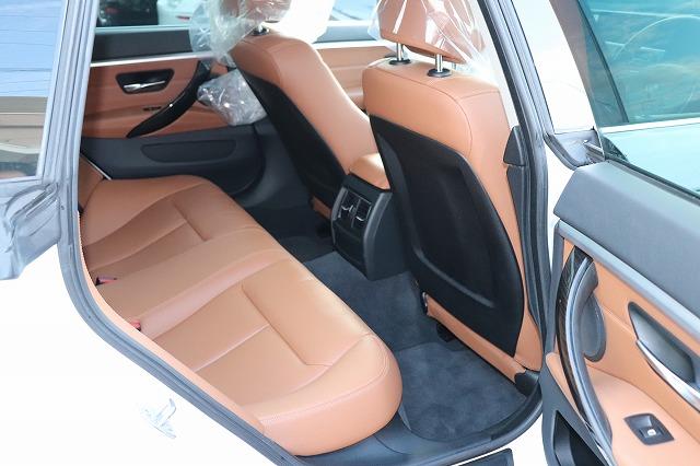420iグランクーペラグジュアリー BEAMコンプリートカー ブラウンレザー ACC車両画像12