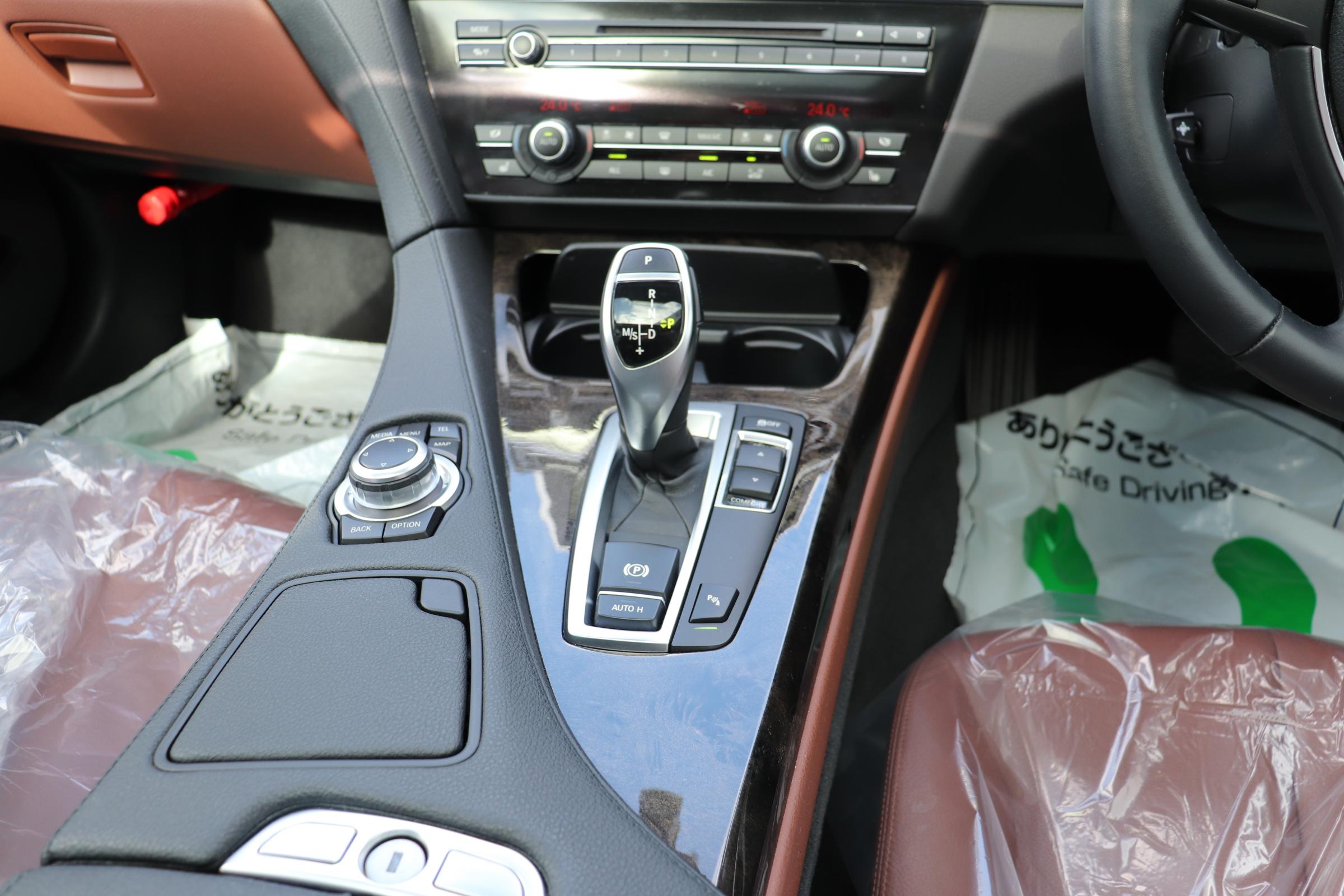 640iクーペBEAMコンプリートカー  LEDヘッド サンルーフ ブラウンレザー車両画像14
