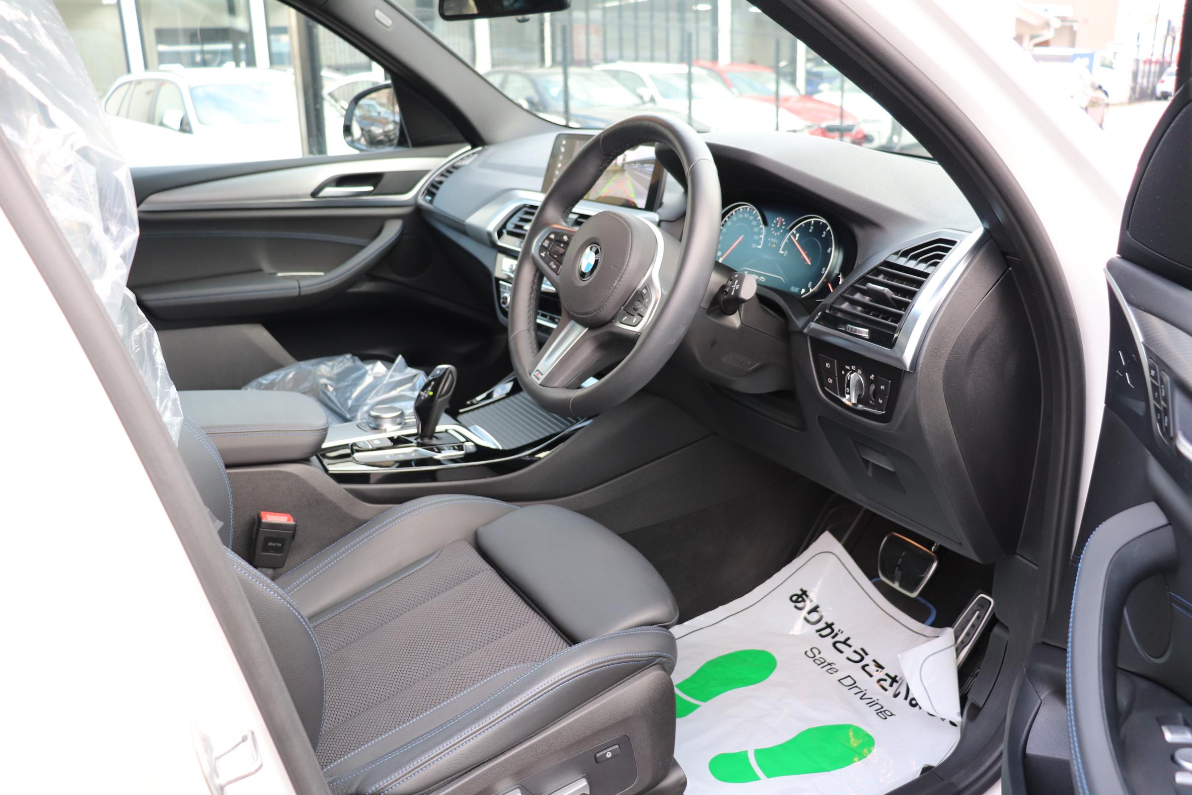 X3 xドライブ 20d Mスポーツ ワンオーナー HUD オプション20インチAW車両画像11