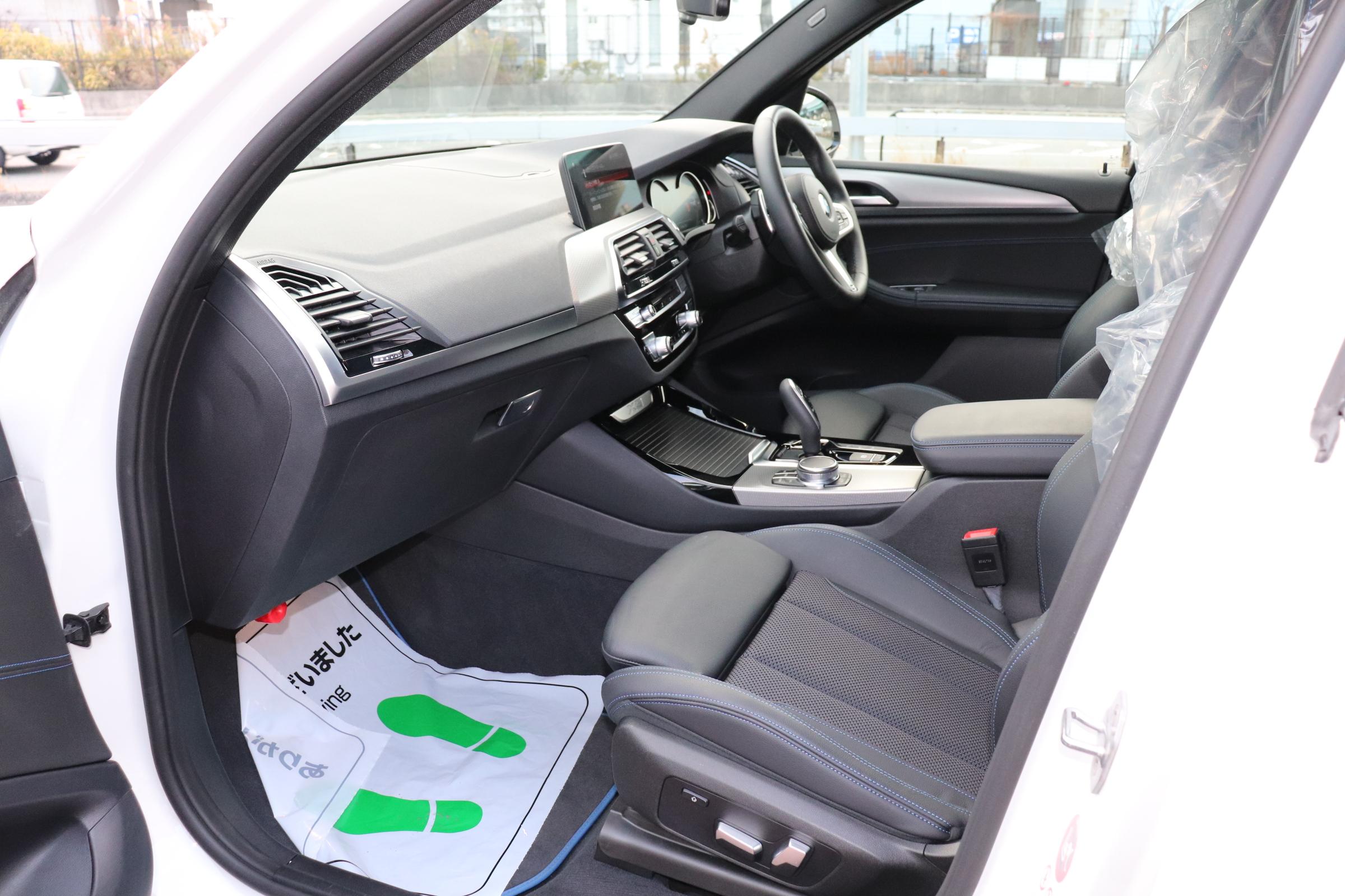 X3 xドライブ 20d Mスポーツ ワンオーナー HUD オプション20インチAW車両画像13