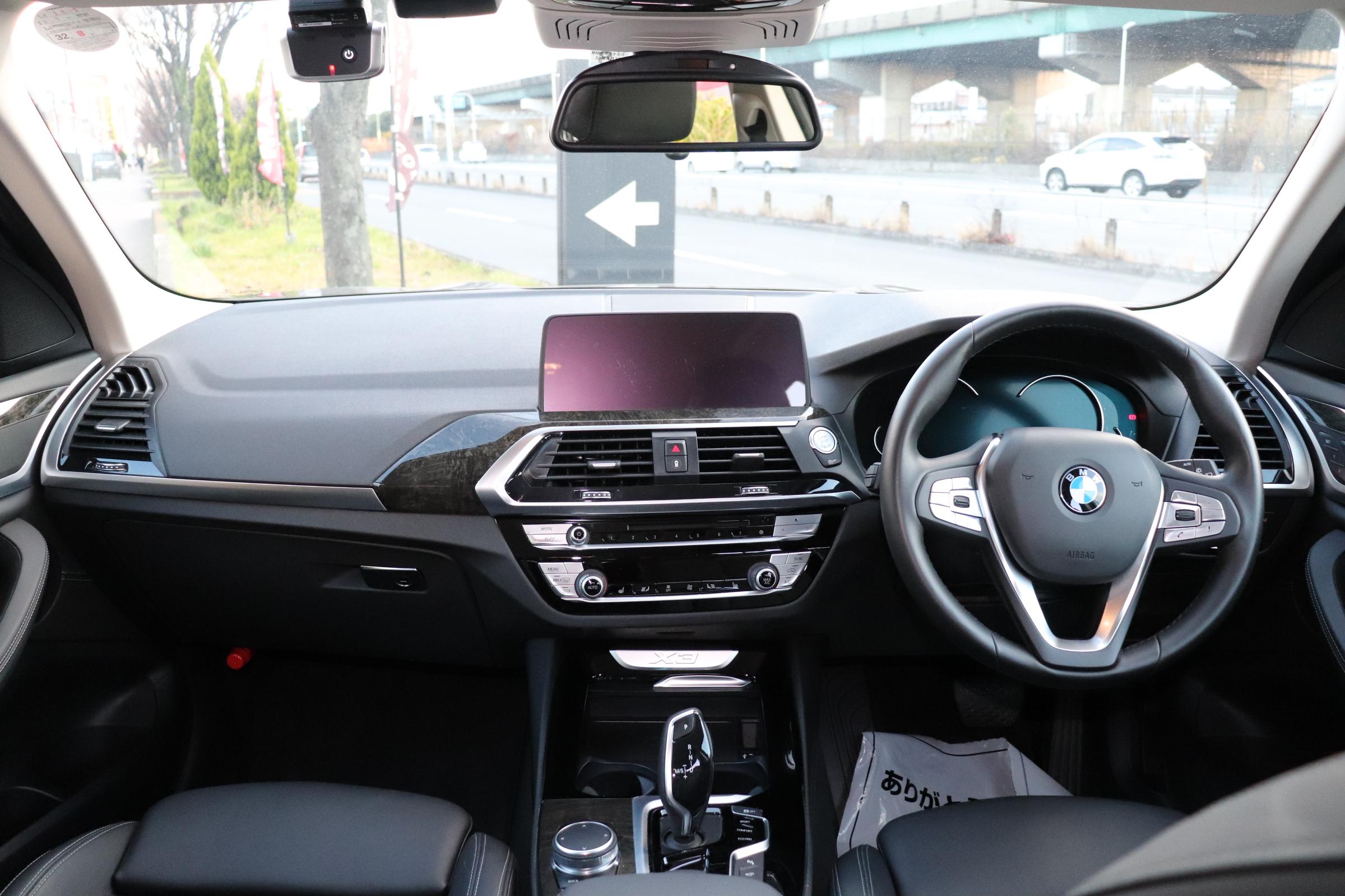 X3 xDrive20d Xライン ブラックレザー ヘッドアップディスプレイ 全席シートヒーター車両画像10