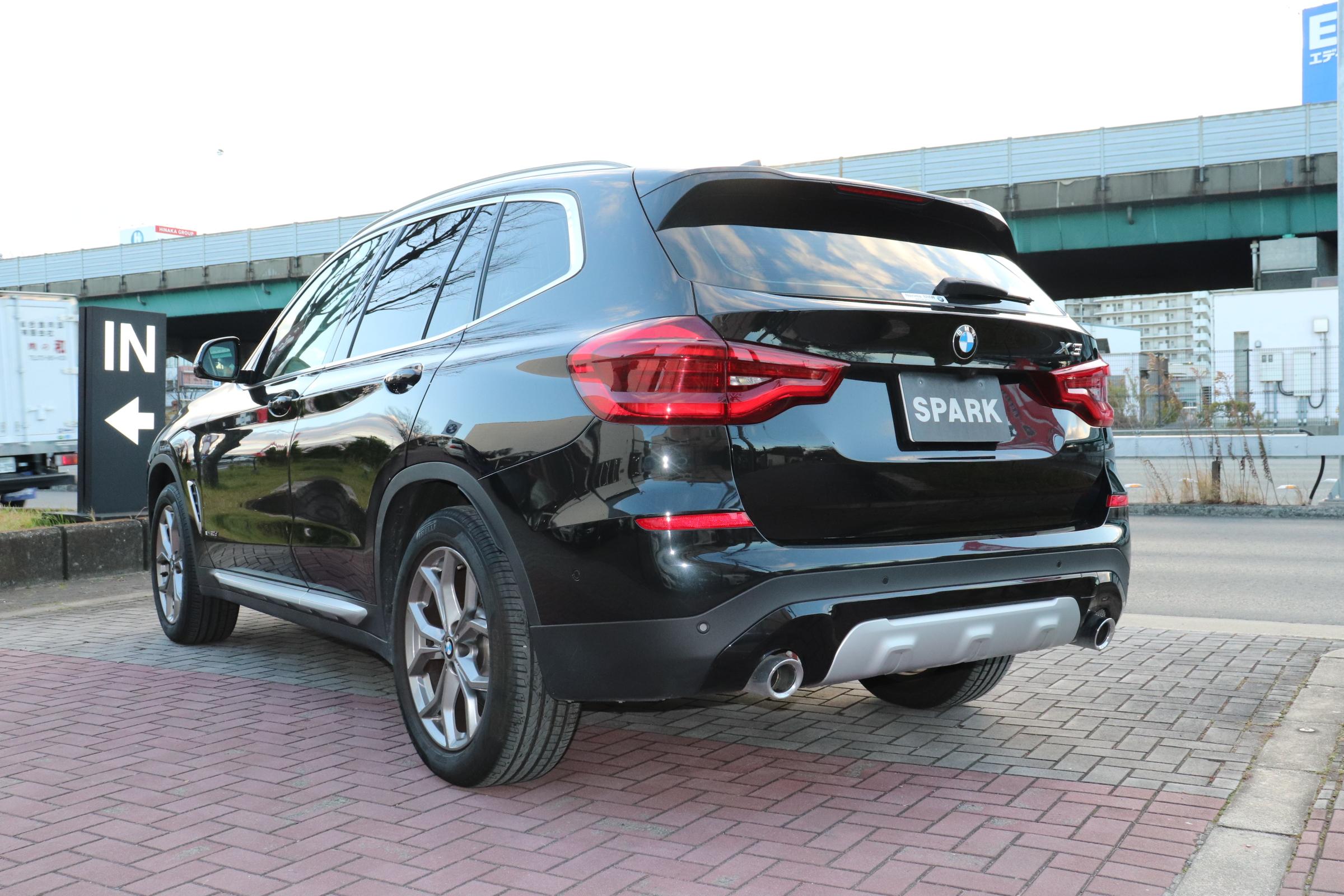 X3 xDrive20d Xライン ブラックレザー ヘッドアップディスプレイ 全席シートヒーター車両画像07