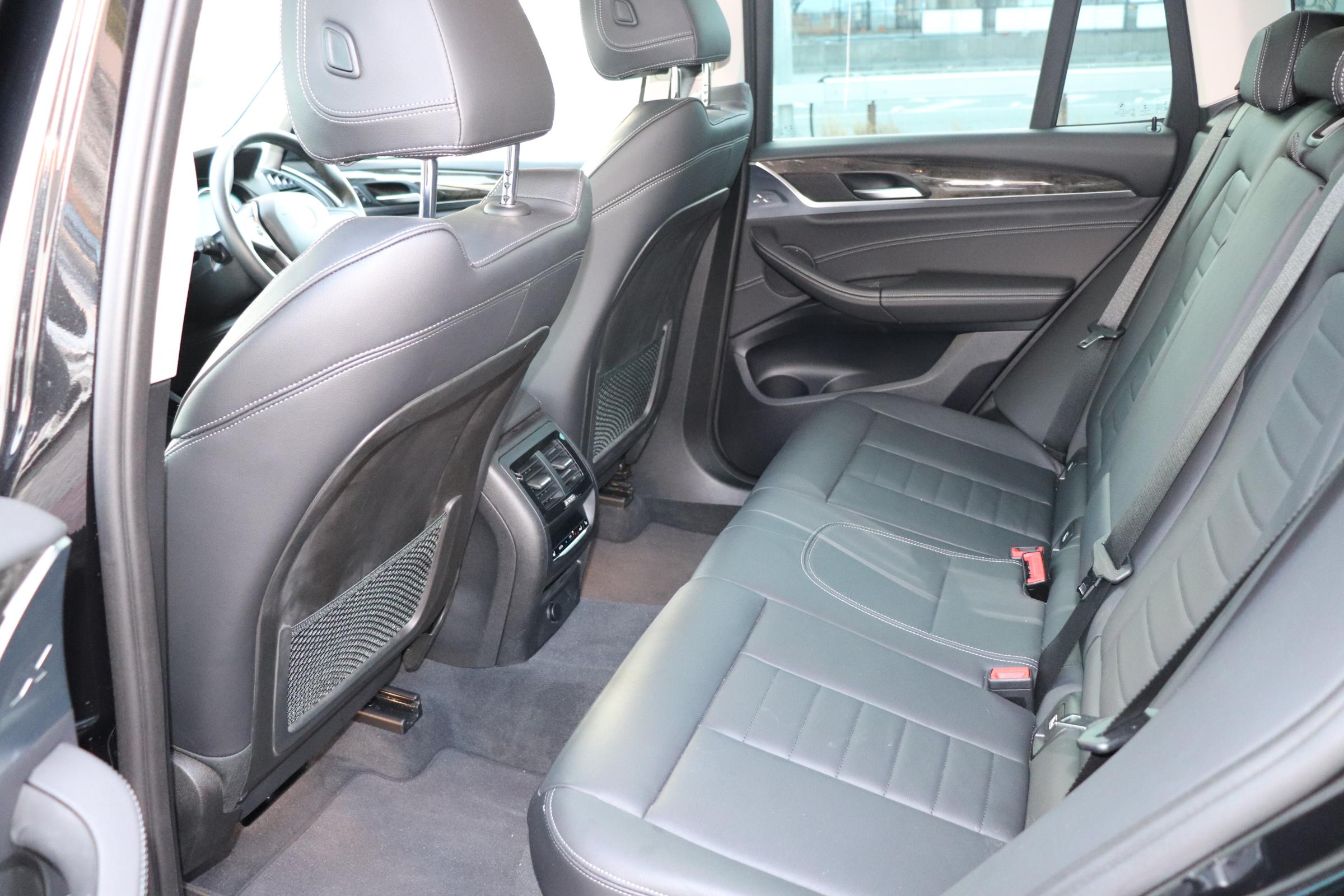 X3 xDrive20d Xライン ブラックレザー ヘッドアップディスプレイ 全席シートヒーター車両画像14