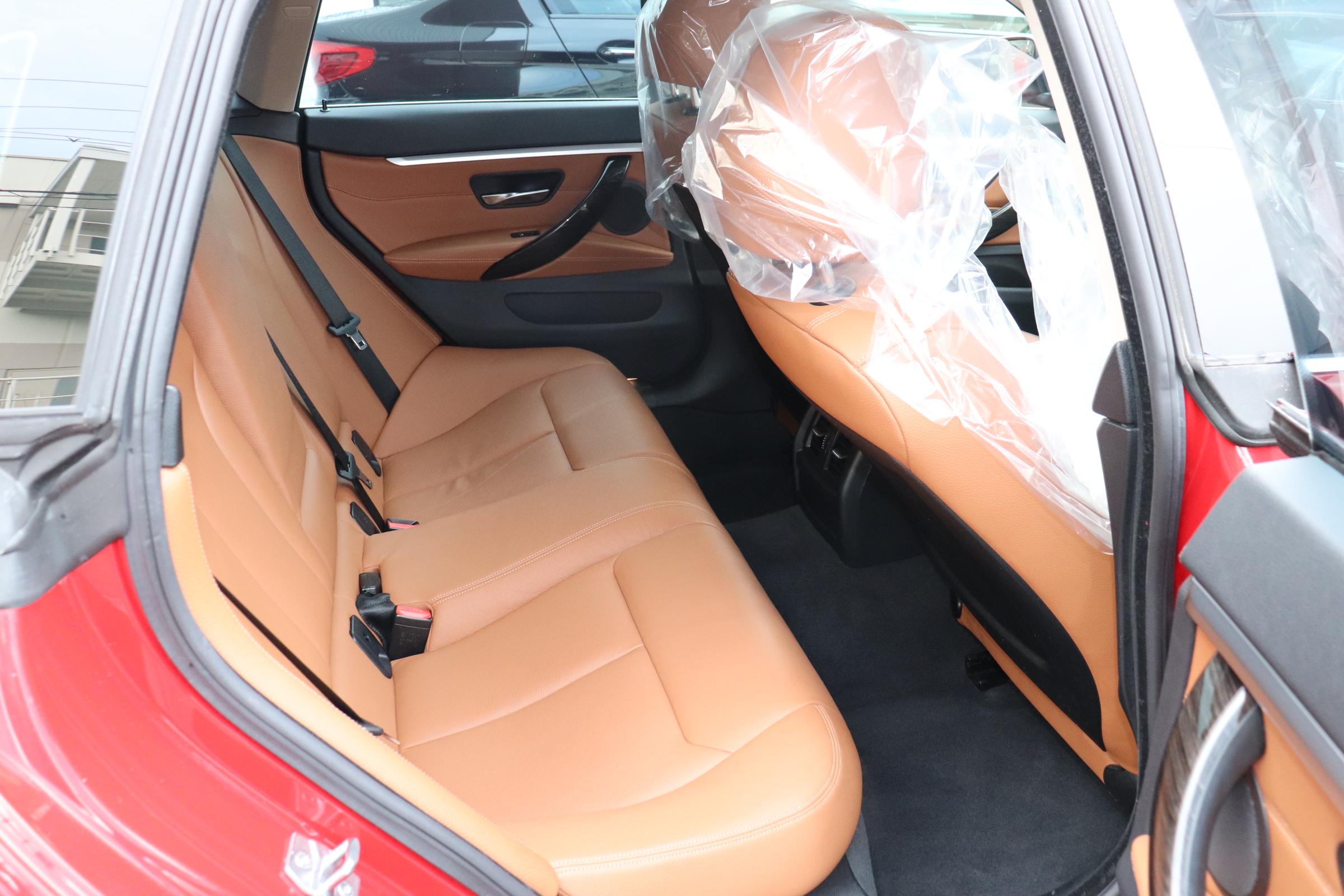 420iグランクーペラグジュアリーBEAMコンプリートカー 茶革 LEDヘッドライト車両画像12