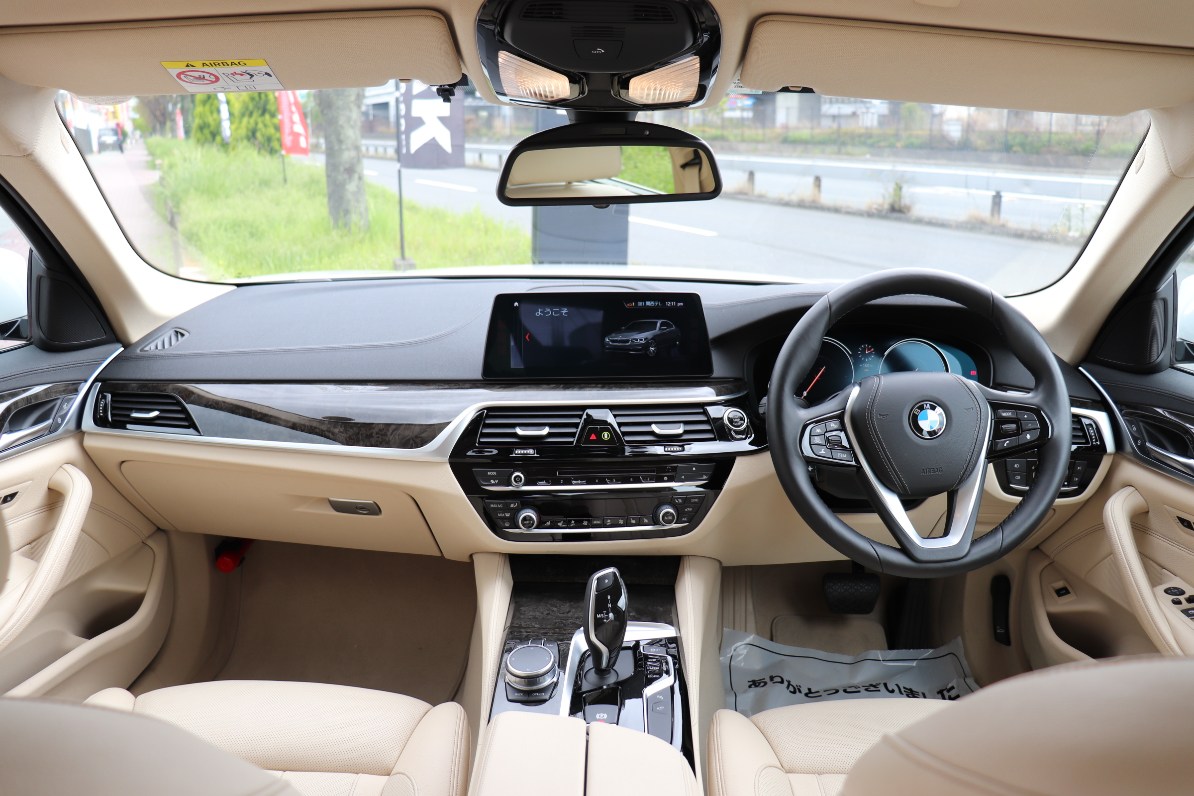 540i ラグジュアリー コンフォート&イノベーションP ワンオナ HUD Sクローズドア ジェスチャー ディスプレイK車両画像10