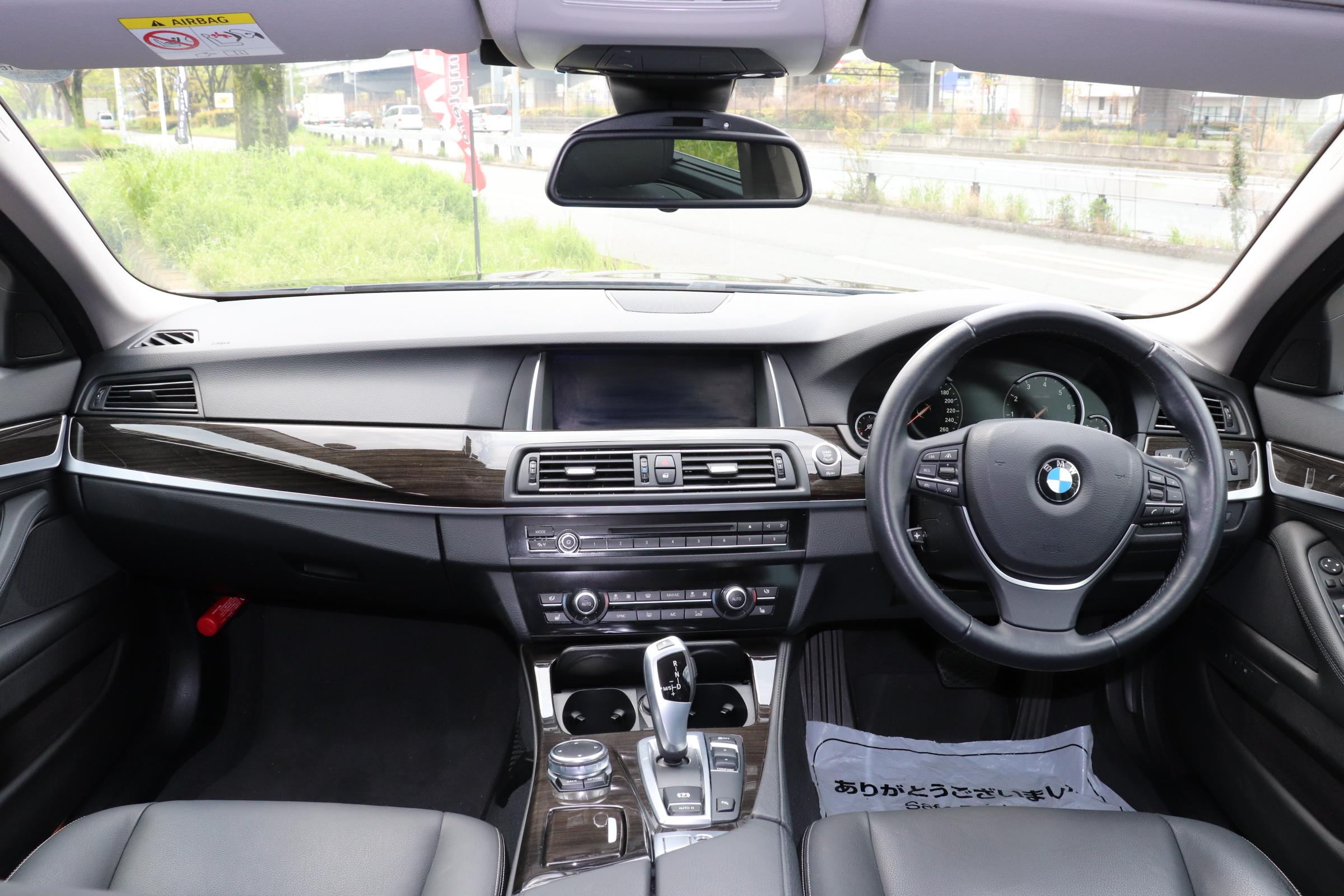 528iラグジュアリー BEAMコンプリートカー ワンオナ LEDヘッドライト マルチディスプレイメーター車両画像10