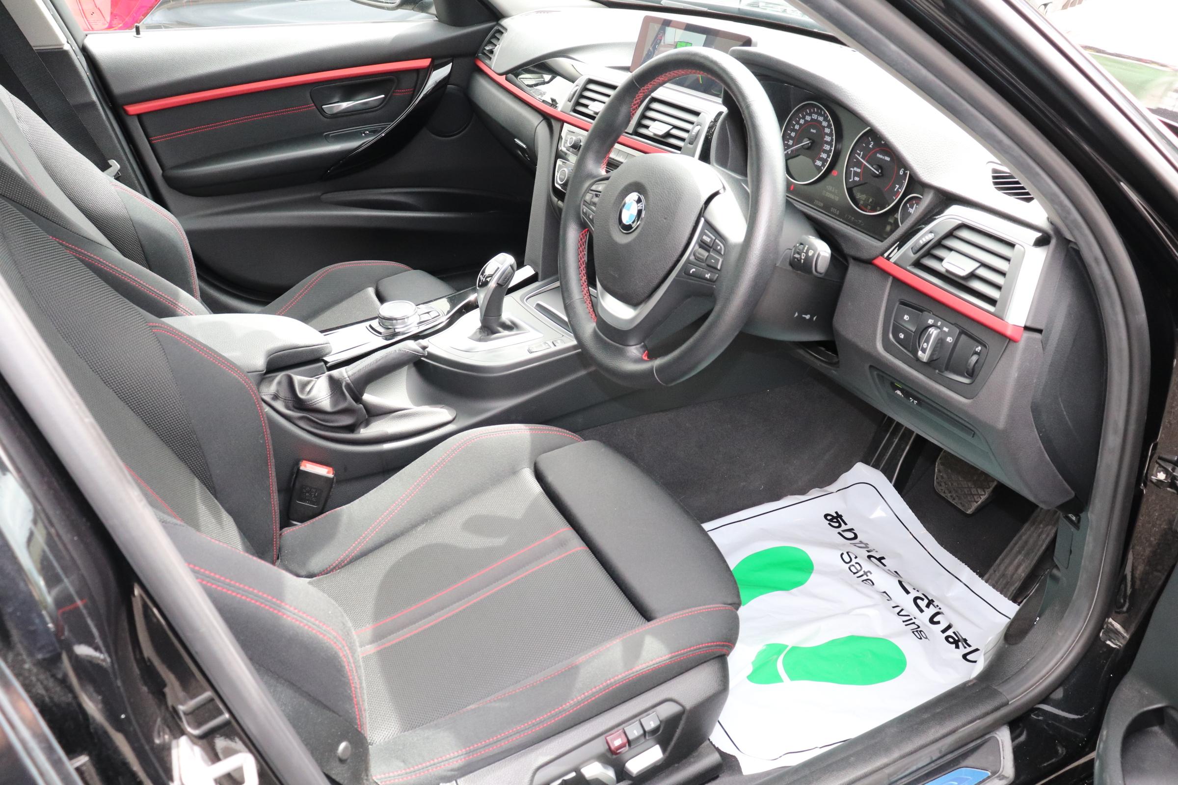 320iスポーツ BEAMコンプリートカー 後期モデル パドルシフト ACC車両画像10