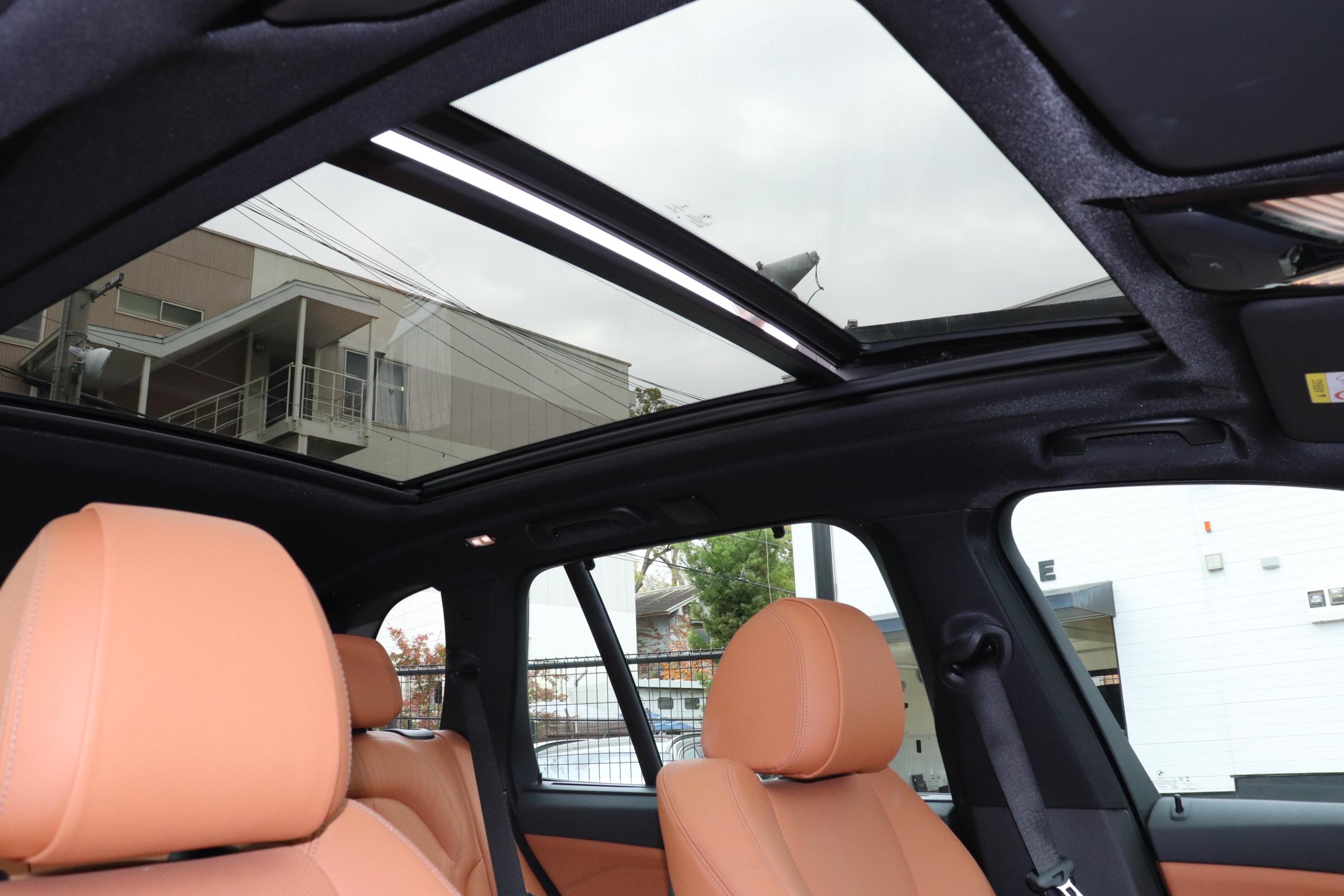 X5 xDrive 35d Mスポーツ ドライビングダイナミクスパッケージ エアサス サンルーフ 21インチAW車両画像14