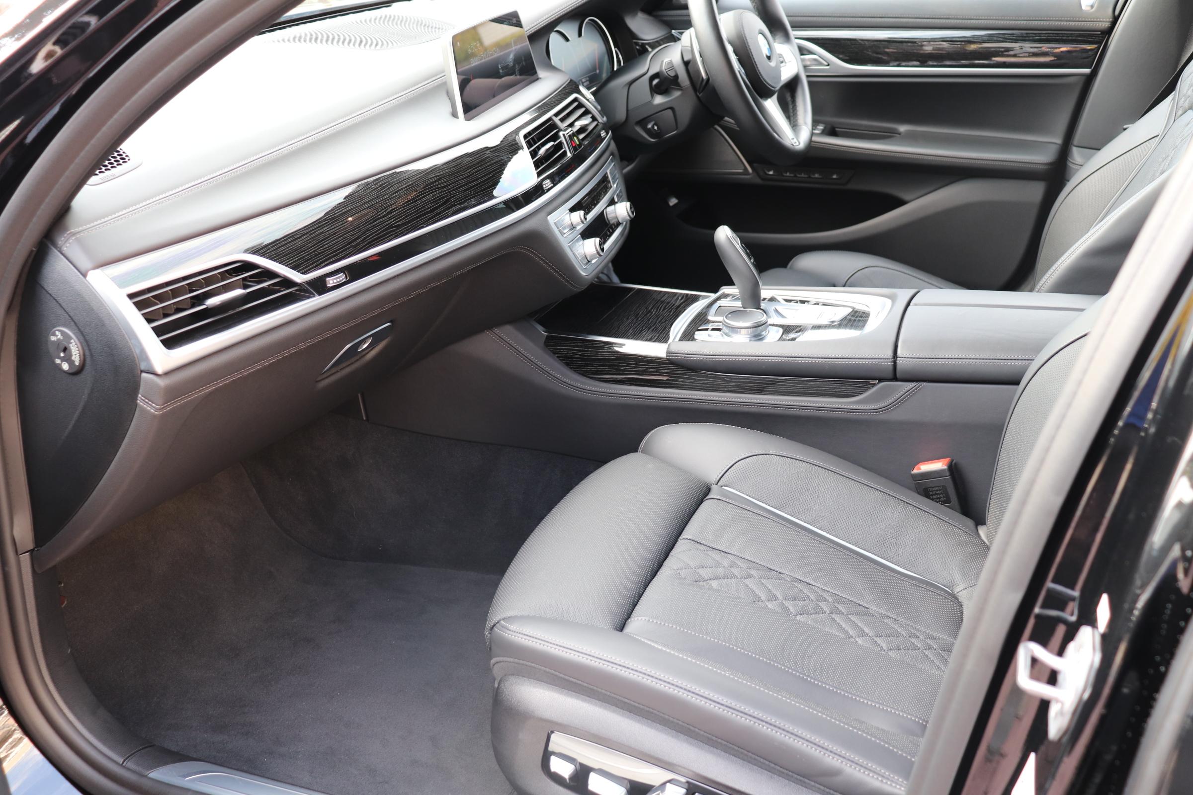 750i Mスポーツ サンルーフ レーザーライト HUD エアサス コンフォートガラス車両画像13