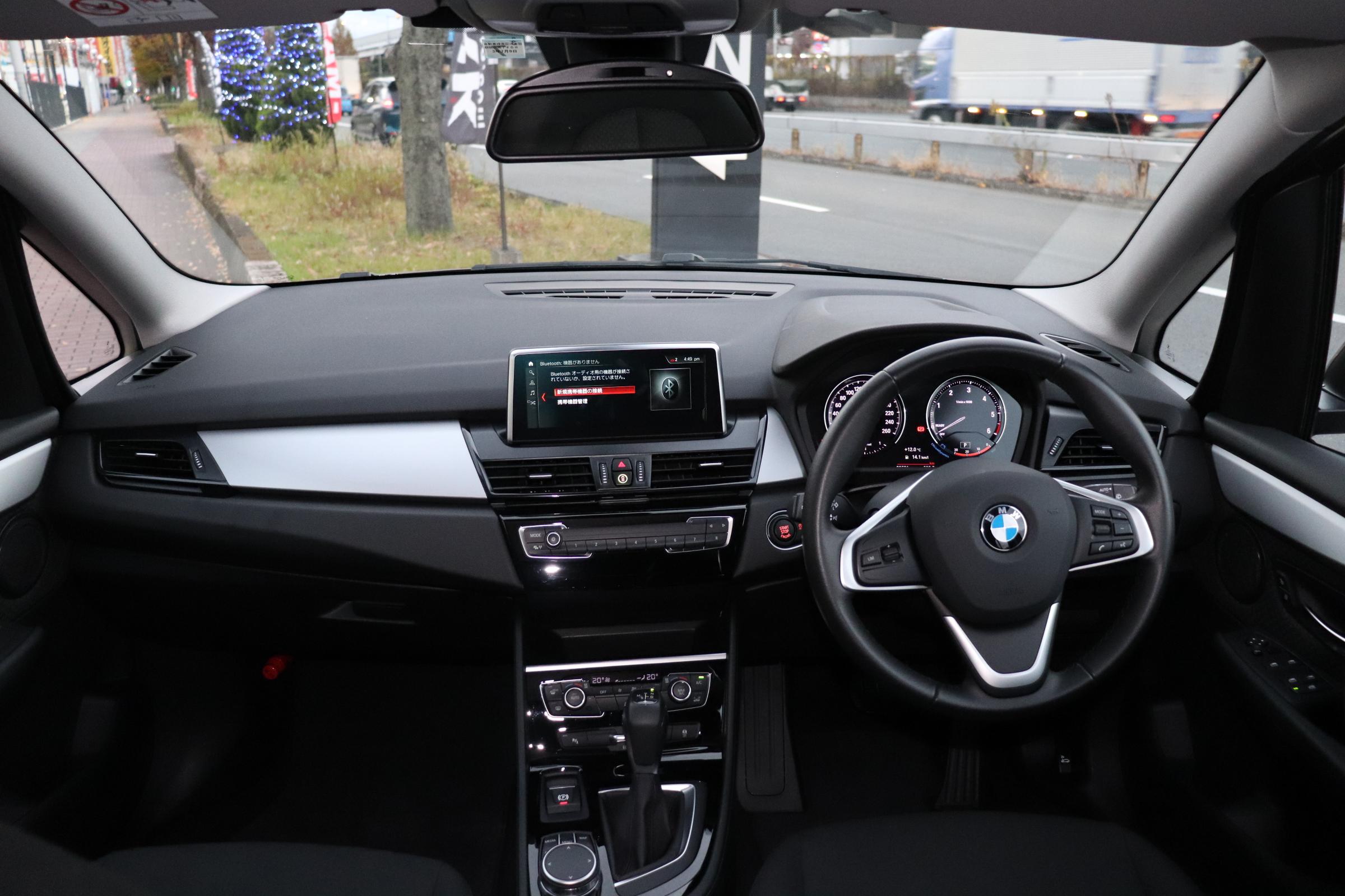 218dLCI グランツアラー LED Pサポート シートヒーター バックカメラ車両画像15