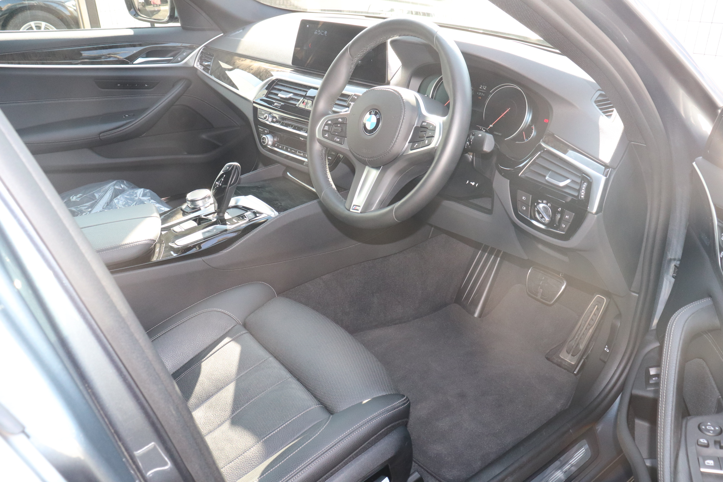 530i Mスポーツ ブラックレザー コンフォート&イノベーションパッケージ車両画像11