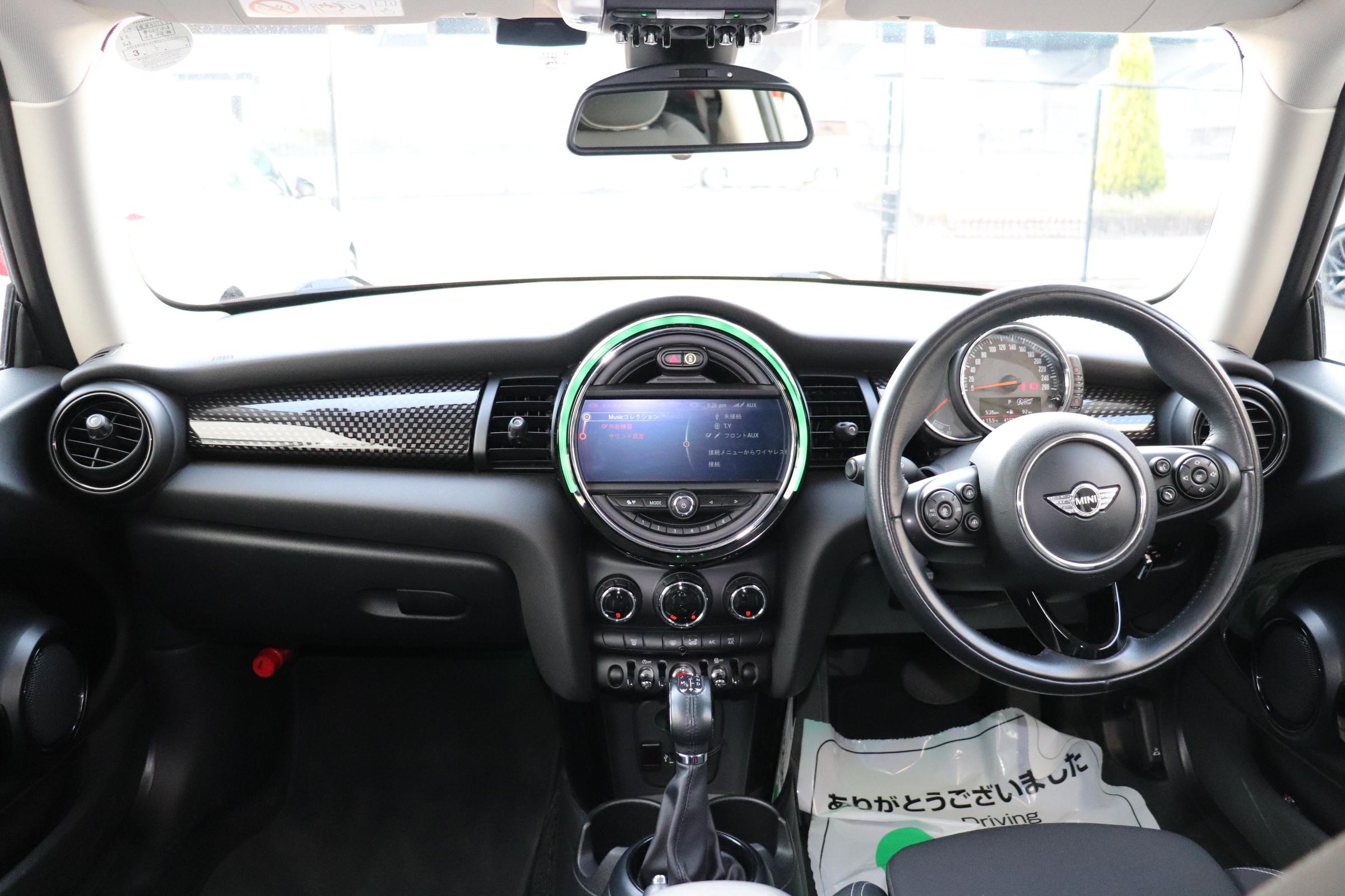 MINIクーパーSD ペッパーP 地デジ スマートキー アクティブクルコン Bカメラ車両画像10