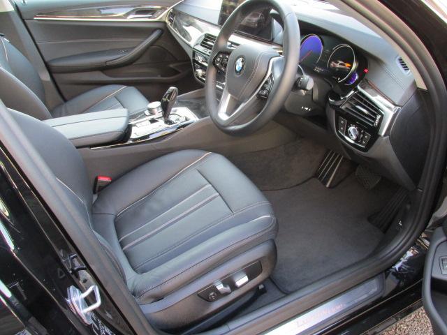 523dラグジュアリー BEAMコンプリートカー ワンオーナー 黒革車両画像11