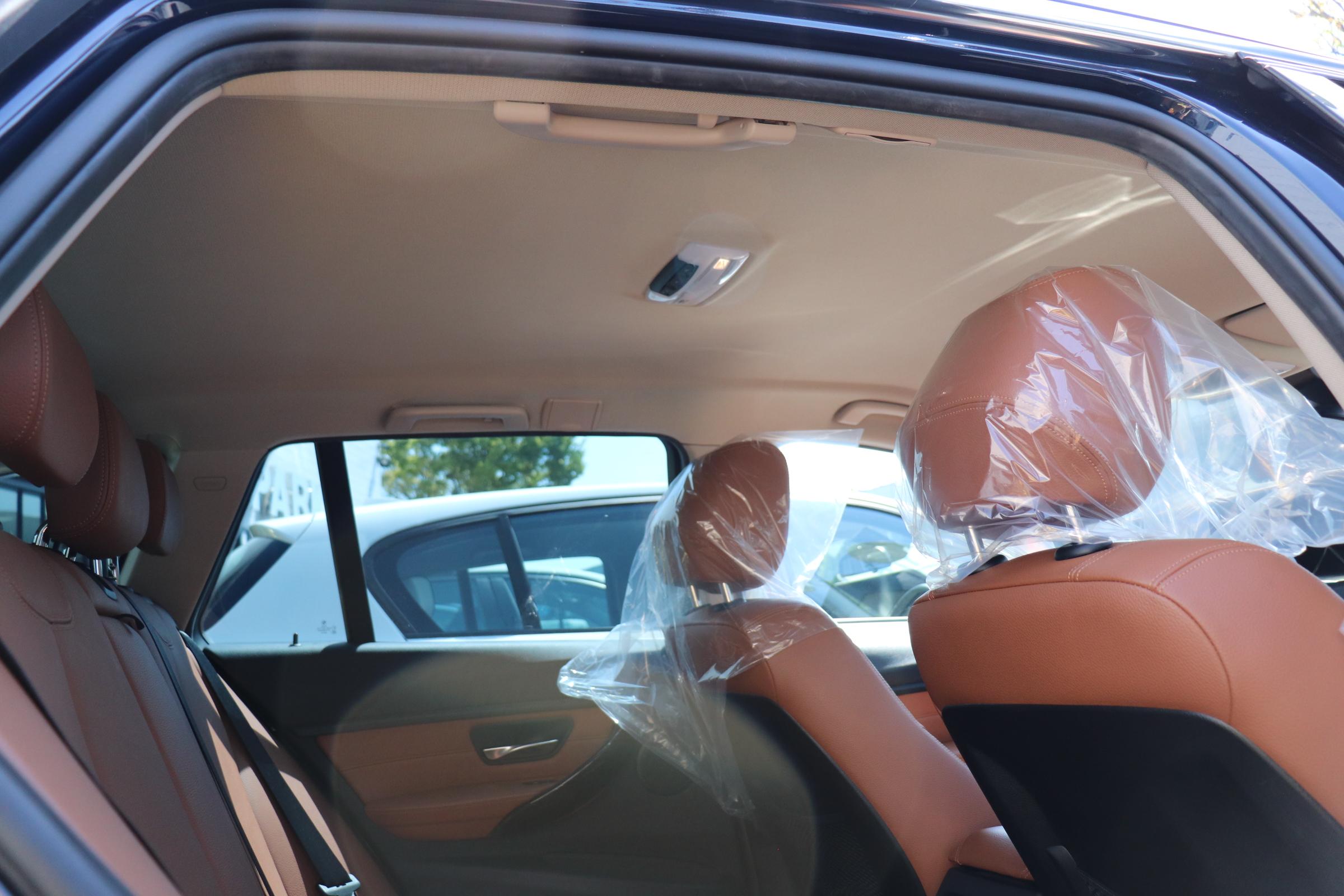 320iツーリング ラグジュアリー BEAMコンプリートカー ACC ブラウンレザーシート車両画像13
