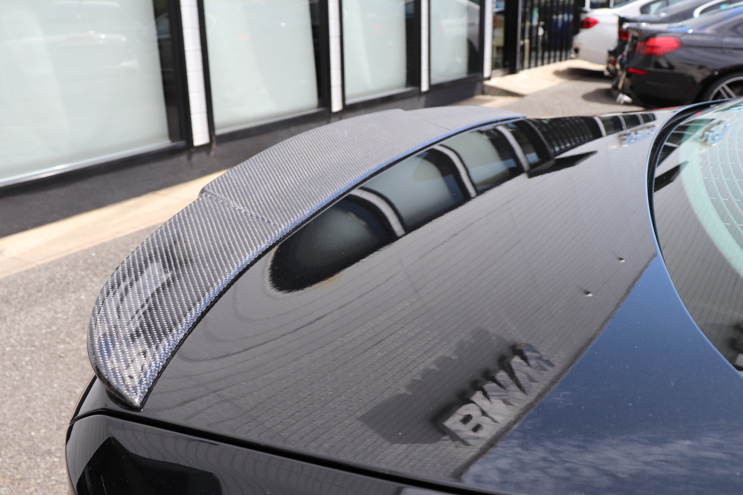 530iラグジュアリー BEAMコンプリートカー ブラックレザー 4本マフラー車両画像07