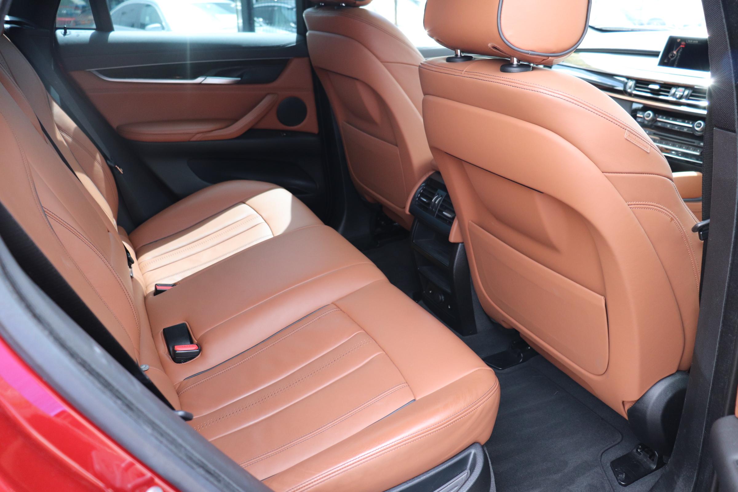 X6 xDrive 35i Mスポーツ セレクトパッケージ ブラウンレザー ACC LEDライト ワンオーナー車両画像12
