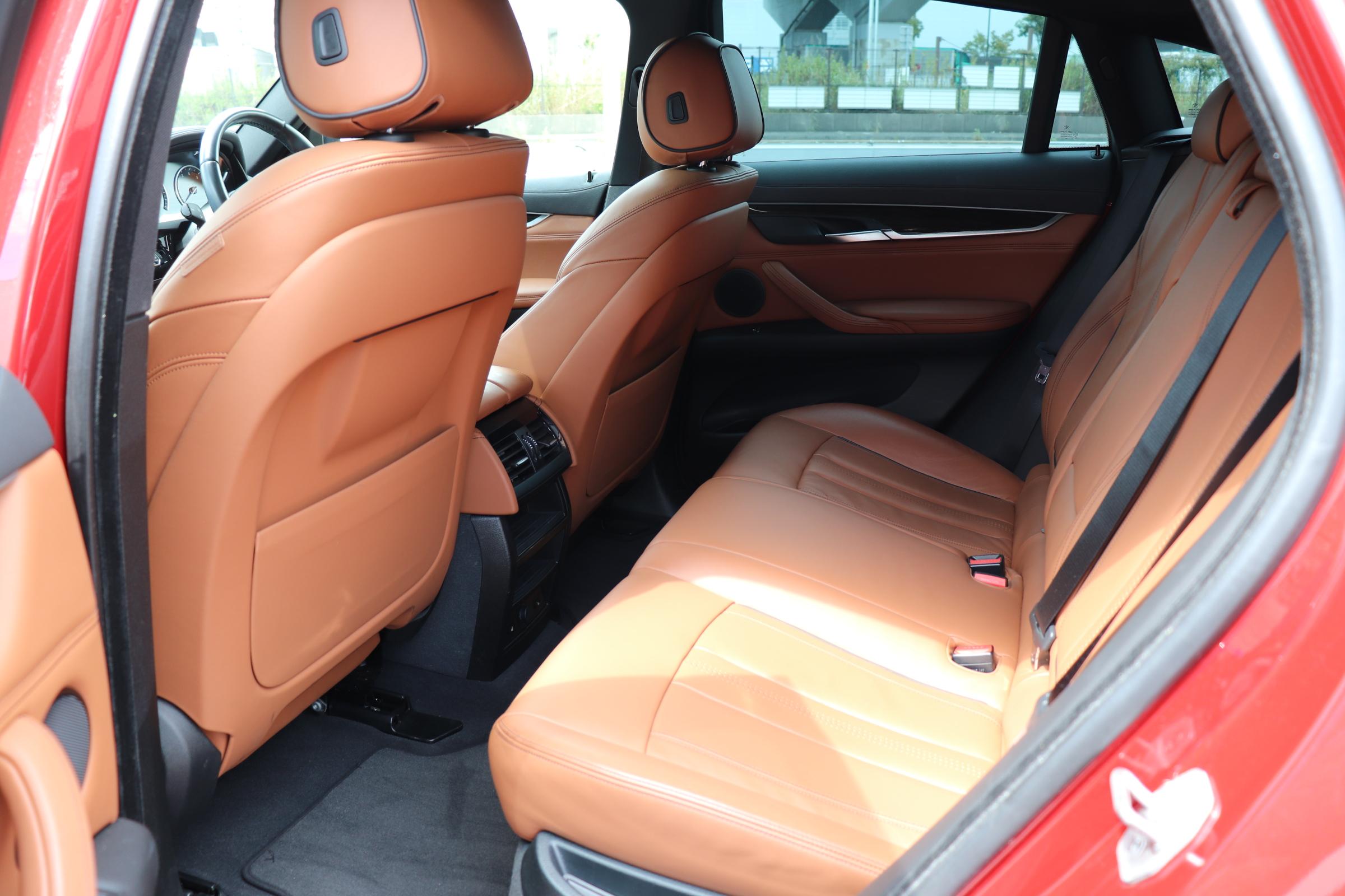 X6 xDrive 35i Mスポーツ セレクトパッケージ ブラウンレザー ACC LEDライト ワンオーナー車両画像14