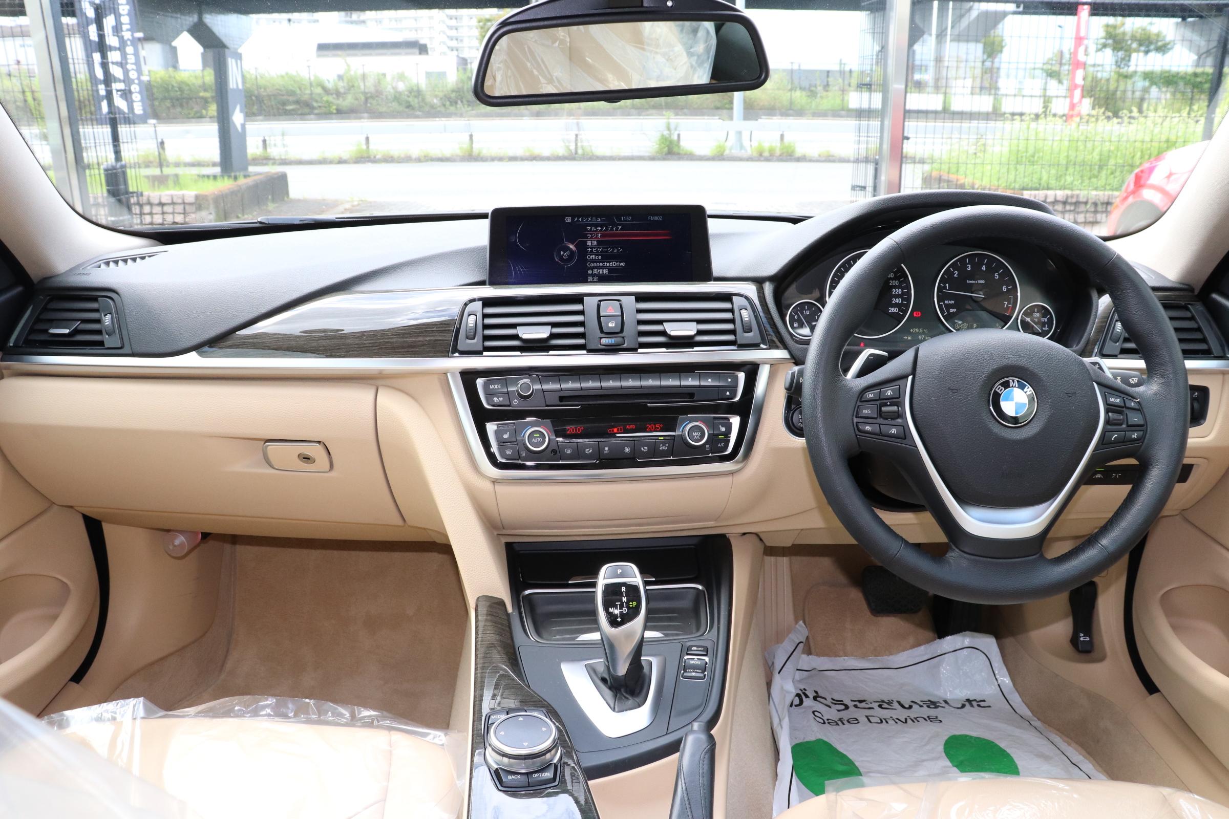 420iクーペラグジュアリーBEAMコンプリートカー LEDヘッドライト 淡革 ACC車両画像10