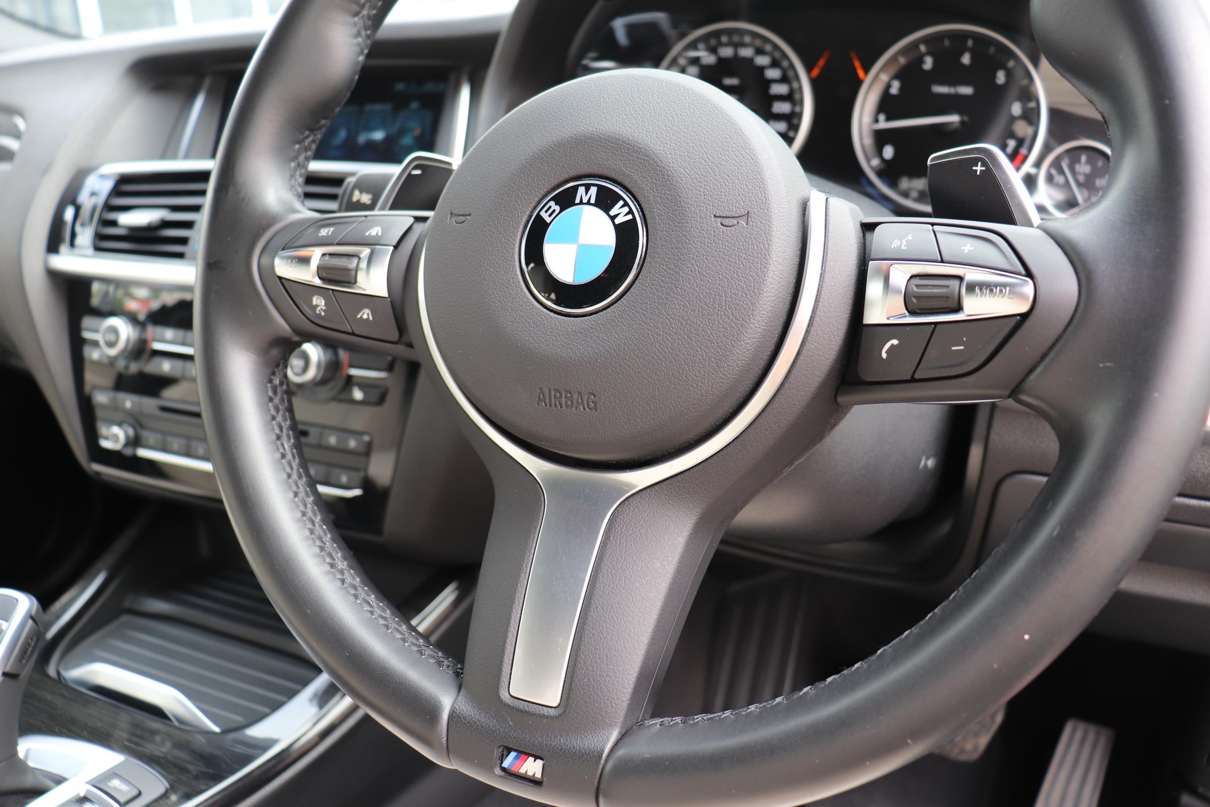 X4 xDrive 28i Mスポーツ 4WD 20インチACCレーンチェンジW LEDヘッド Mスポステア車両画像15