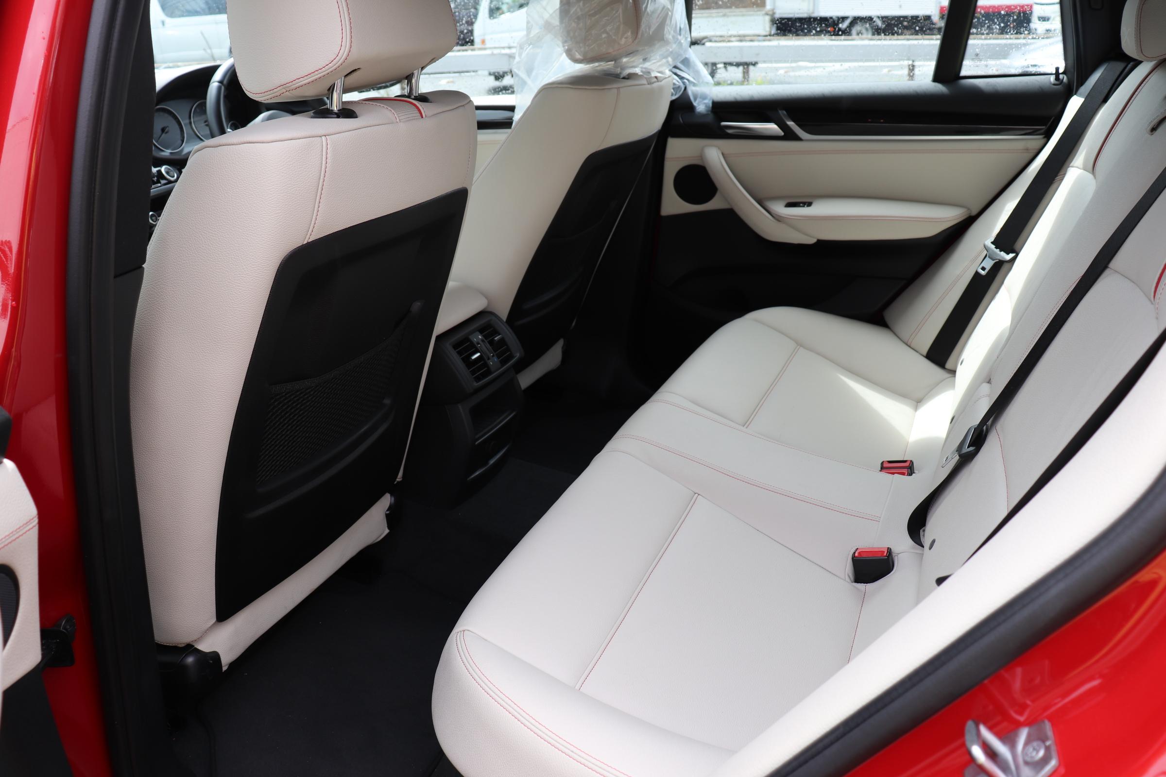 X4 xDrive 28i Mスポーツ 4WD 20インチACCレーンチェンジW LEDヘッド Mスポステア車両画像14