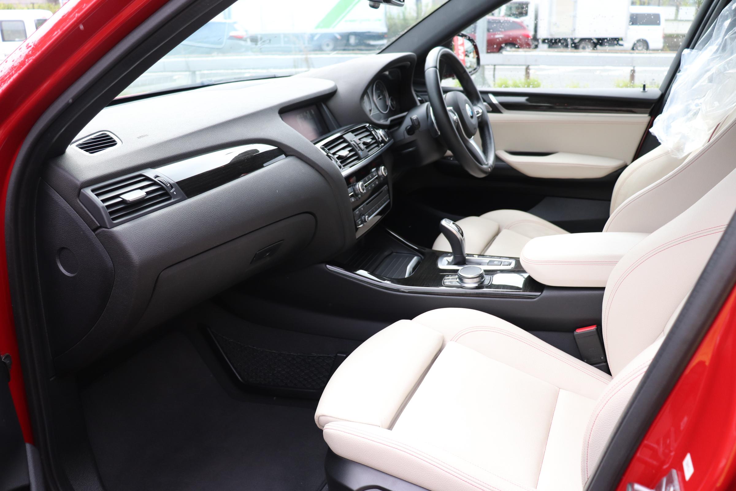 X4 xDrive 28i Mスポーツ 4WD 20インチACCレーンチェンジW LEDヘッド Mスポステア車両画像13