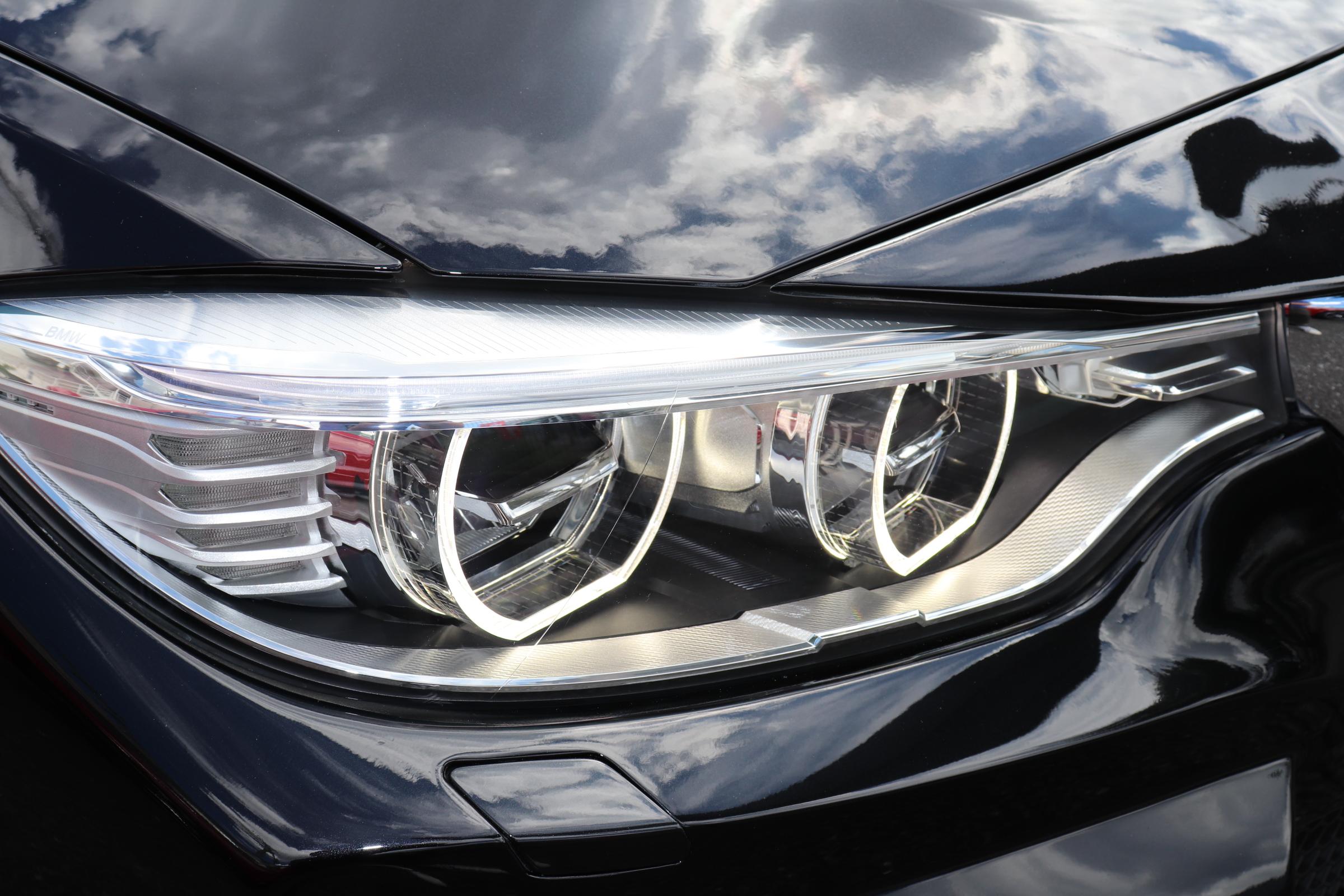 420iクーペラグジュアリーBEAMコンプリートカー LEDヘッドライト 淡革 ACC車両画像15
