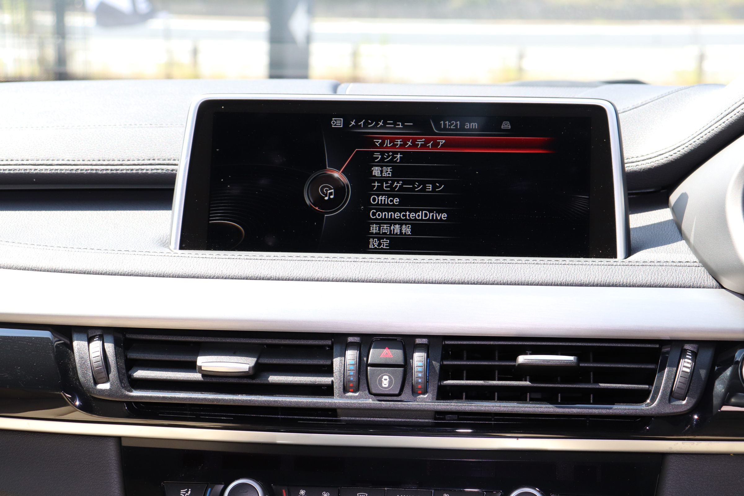 X6 xDrive35i Mスポーツ サンルーフ ヘッドアップディスプレイ パワーバックドア車両画像12